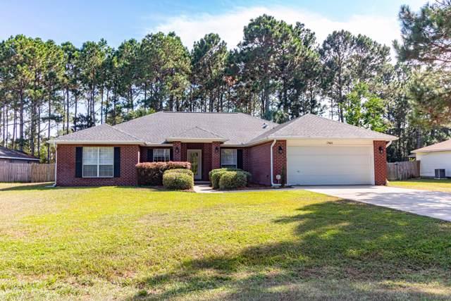 7563 Woodmont Road, Navarre, FL 32566 (MLS #832752) :: ResortQuest Real Estate