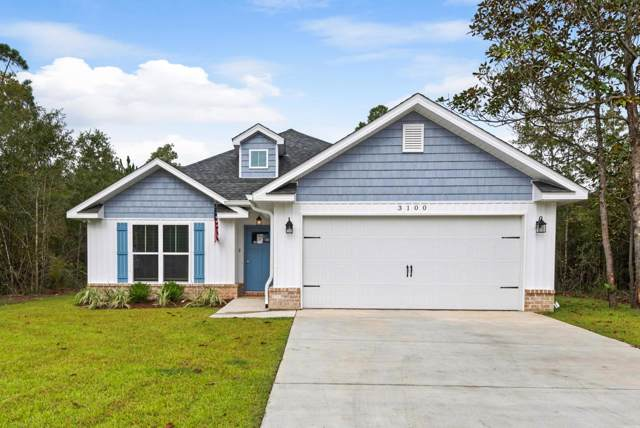 5570 Charter Circle, Gulf Breeze, FL 32563 (MLS #833229) :: ResortQuest Real Estate