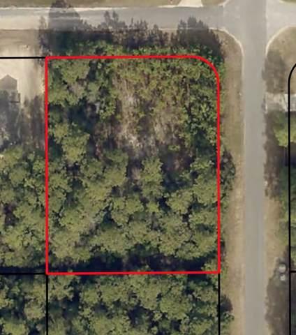 0000 Treasure & Hilton, Navarre, FL 32566 (MLS #834933) :: ResortQuest Real Estate
