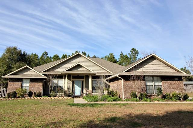 2928 Wallace Lake Road, Pace, FL 32571 (MLS #837960) :: ResortQuest Real Estate