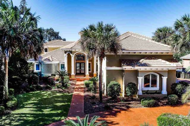 97 Chanteclaire Circle, Gulf Breeze, FL 32561 (MLS #837979) :: Levin Rinke Realty