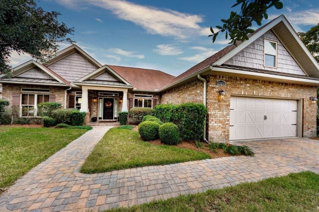 1523 Cypress Bend Trail, Gulf Breeze, FL 32563 (MLS #838173) :: ResortQuest Real Estate