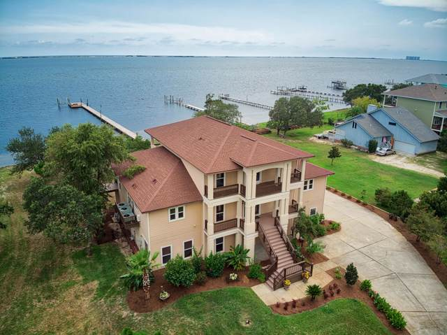 5215 Soundside Dr Drive, Gulf Breeze, FL 32563 (MLS #838189) :: ResortQuest Real Estate