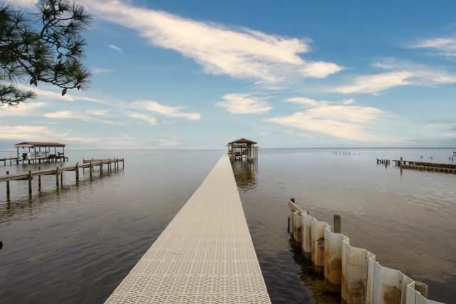 6014 E Bay Boulevard, Gulf Breeze, FL 32563 (MLS #838541) :: ResortQuest Real Estate