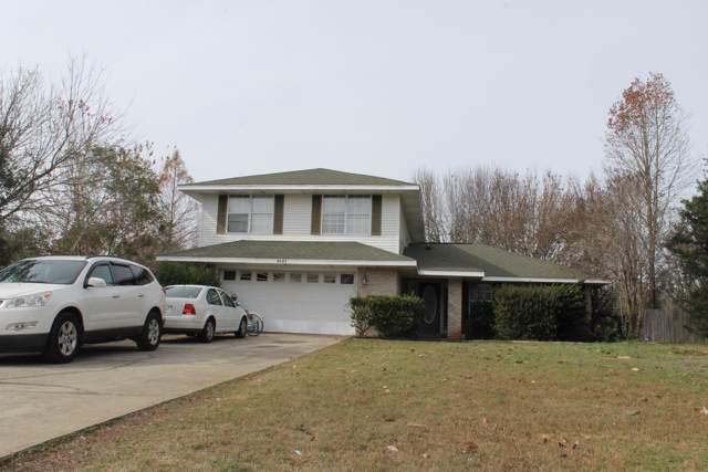 3045 Via Conquistadores, Navarre, FL 32566 (MLS #838677) :: Levin Rinke Realty
