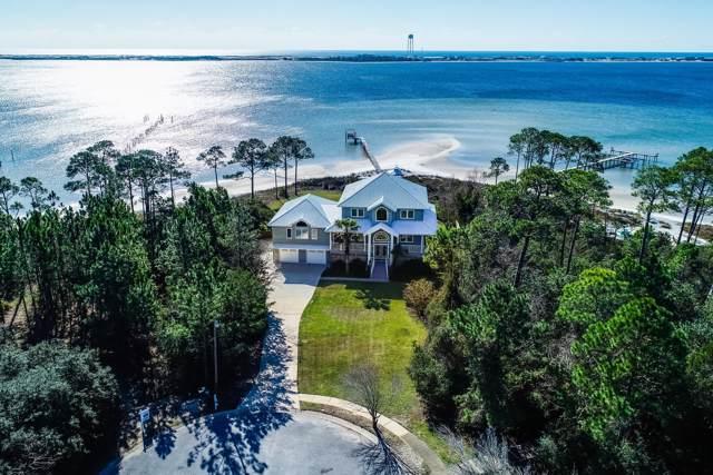2002 Pritchard Point Drive, Navarre, FL 32566 (MLS #838798) :: ResortQuest Real Estate
