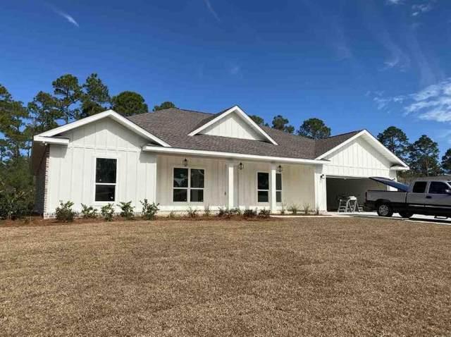 6841 Leisure Street, Navarre, FL 32566 (MLS #840670) :: Tonya Zimmern Team powered by Keller Williams Realty Gulf Coast