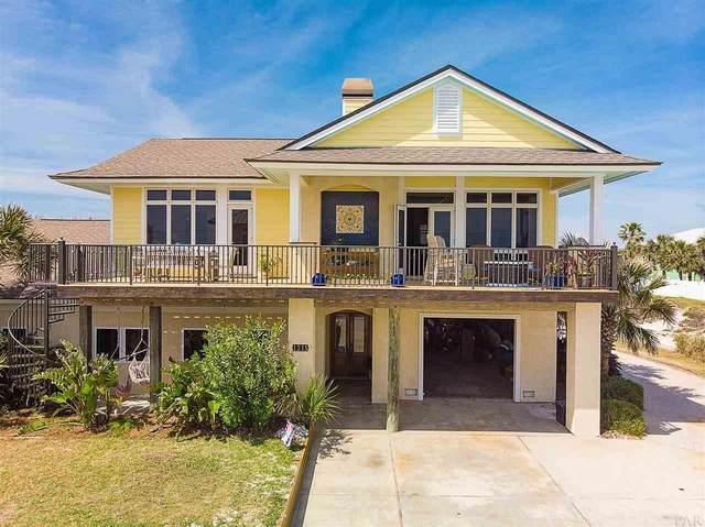 1215 Ariola Drive, Pensacola Beach, FL 32561 (MLS #840687) :: Tonya Zimmern Team powered by Keller Williams Realty Gulf Coast