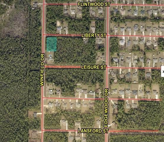Lot9 Blk55 Liberty Street, Navarre, FL 32566 (MLS #840788) :: Tonya Zimmern Team powered by Keller Williams Realty Gulf Coast