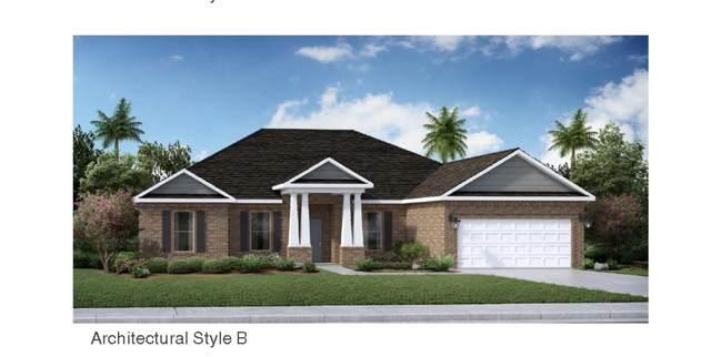 1744 Saroco Road Lot 3, Gulf Breeze, FL 32563 (MLS #841065) :: Tonya Zimmern Team powered by Keller Williams Realty Gulf Coast