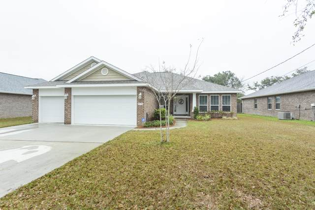 8330 Randall Drive, Navarre, FL 32566 (MLS #841220) :: Tonya Zimmern Team powered by Keller Williams Realty Gulf Coast