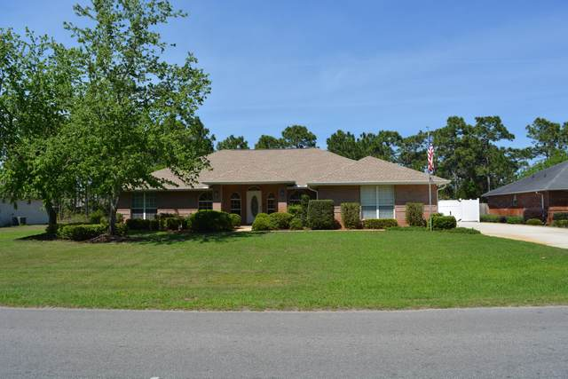7236 Reef Street, Navarre, FL 32566 (MLS #844308) :: Tonya Zimmern Team powered by Keller Williams Realty Gulf Coast