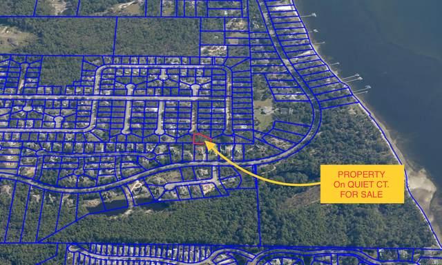 4309 Quiet Court, Gulf Breeze, FL 32563 (MLS #845990) :: Levin Rinke Realty