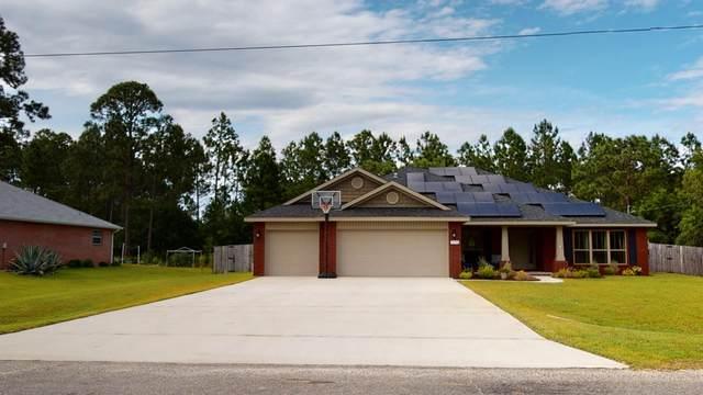 7656 Manatee Street, Navarre, FL 32566 (MLS #846121) :: Levin Rinke Realty
