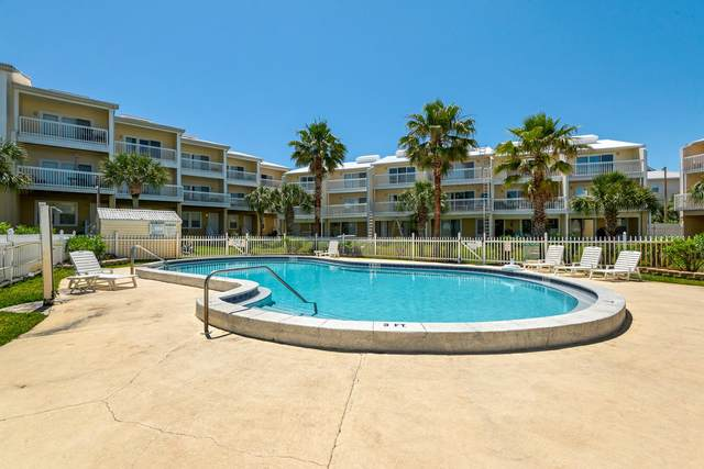 1440 Paradise Point Drive #20, Navarre, FL 32566 (MLS #846844) :: Levin Rinke Realty