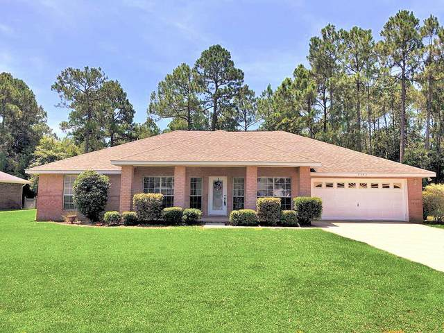 7353 Treasure Street, Navarre, FL 32566 (MLS #847165) :: Levin Rinke Realty