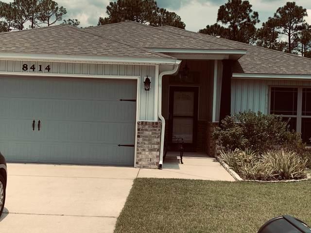 8414 Island Drive, Navarre, FL 32566 (MLS #847484) :: Levin Rinke Realty