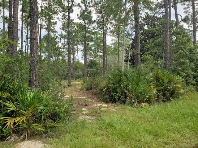 TBD Bay River Road, Navarre, FL 32566 (MLS #850496) :: Levin Rinke Realty