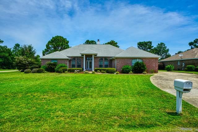 7172 Reef Street, Navarre, FL 32566 (MLS #850802) :: ResortQuest Real Estate
