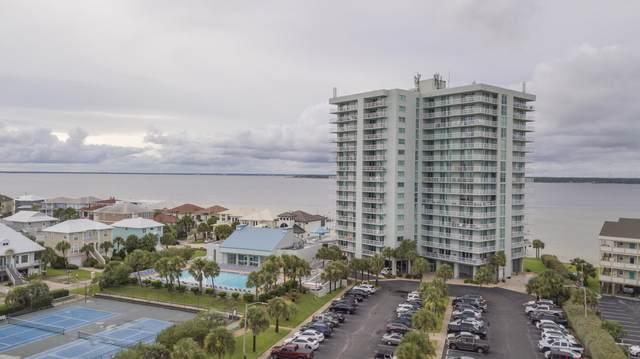 1200 Ft Pickens Road 1F, Pensacola Beach, FL 32561 (MLS #854638) :: Levin Rinke Realty