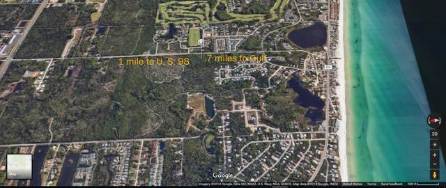 Lot 21 Tiburon Circle, Santa Rosa Beach, FL 32459 (MLS #855017) :: Vacasa Real Estate