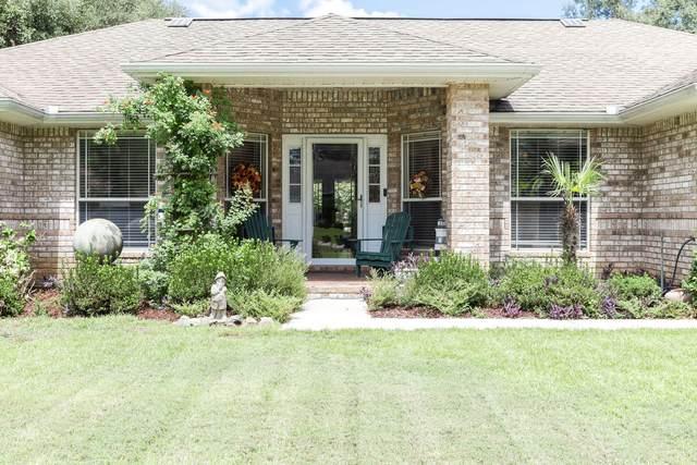 6740 Castlewood Street, Navarre, FL 32566 (MLS #855418) :: Levin Rinke Realty