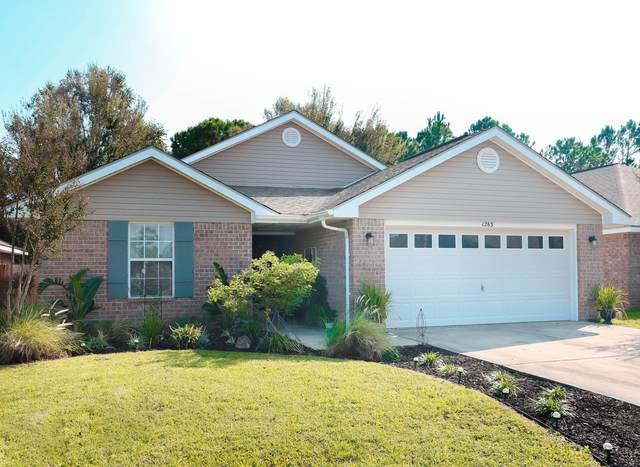 1283 Sterling Point Place, Gulf Breeze, FL 32563 (MLS #856101) :: Levin Rinke Realty