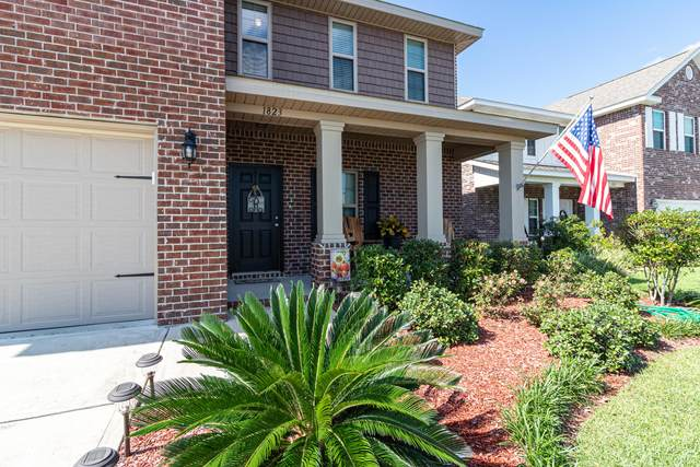 1823 Waterford Sound Boulevard, Gulf Breeze, FL 32563 (MLS #857891) :: Levin Rinke Realty