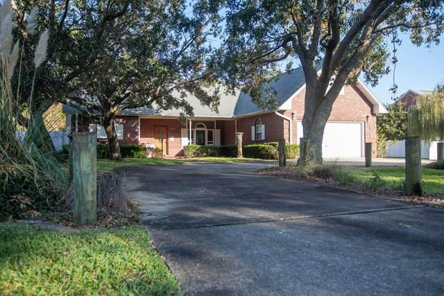 1416 Nautilus Drive, Navarre, FL 32566 (MLS #857892) :: Levin Rinke Realty