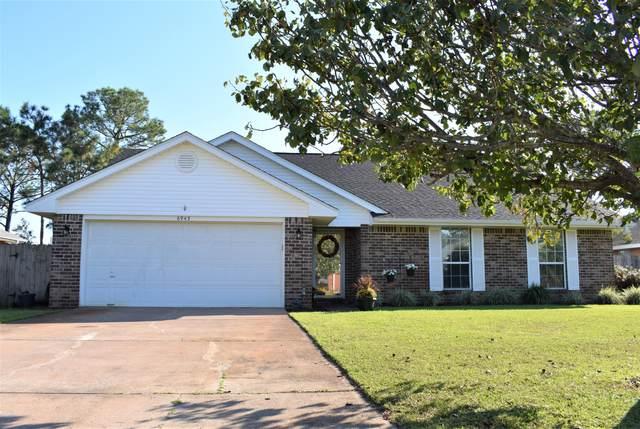 6943 Cotton Boll Lane, Navarre, FL 32566 (MLS #858110) :: Vacasa Real Estate