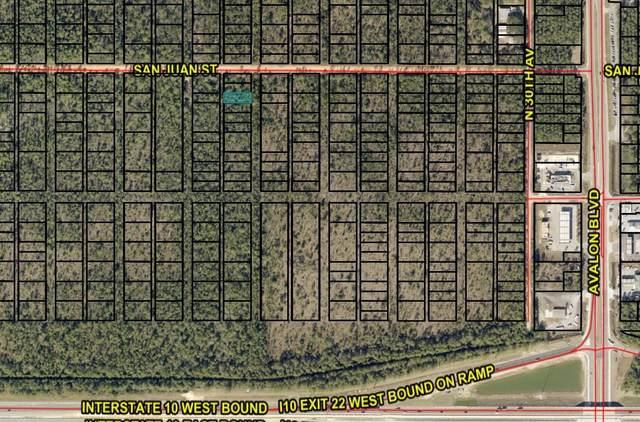 LOT 3 Blk 415, Milton, FL 32570 (MLS #859504) :: Vacasa Real Estate
