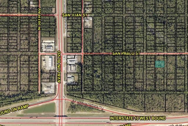 LOT 3 & 4 Blk 400, Milton, FL 32570 (MLS #859507) :: Vacasa Real Estate