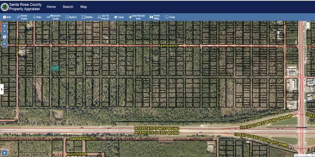 LOT 15 -16 Blk 424, Milton, FL 32570 (MLS #859509) :: Vacasa Real Estate