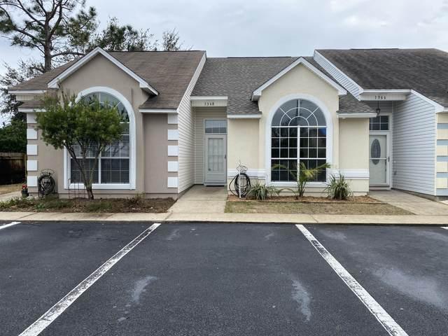 1368 Redwood Lane, Gulf Breeze, FL 32563 (MLS #863024) :: Levin Rinke Realty