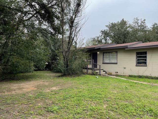 1965 Old Chemstrand Road, Cantonment, FL 32533 (MLS #864669) :: Levin Rinke Realty