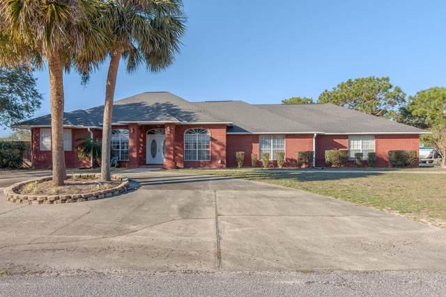 6844 Perch Street, Navarre, FL 32566 (MLS #865227) :: Levin Rinke Realty