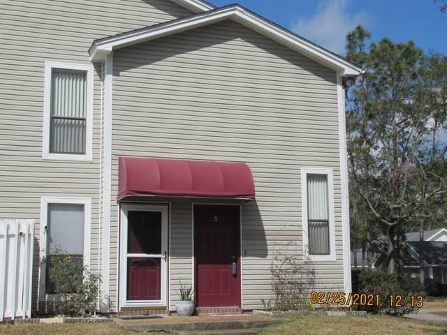 7171 N 9th Avenue E-5, Pensacola, FL 32504 (MLS #866152) :: Levin Rinke Realty