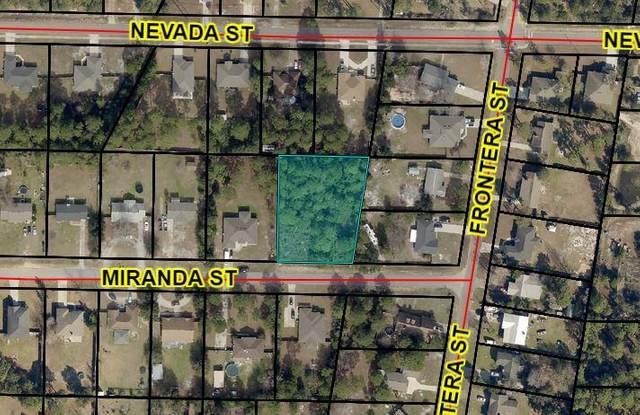 8390 Miranda Street, Navarre, FL 32566 (MLS #866221) :: Levin Rinke Realty