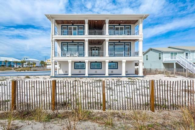 7424 Gulf Blvd Boulevard, Navarre, FL 32566 (MLS #866878) :: Levin Rinke Realty