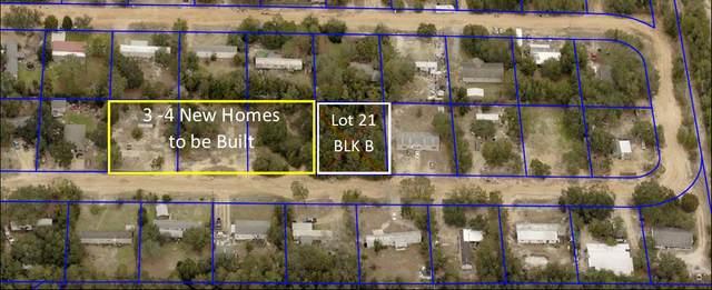 LOT 21 BLK Blackjack Circle, Navarre, FL 32566 (MLS #866968) :: Levin Rinke Realty