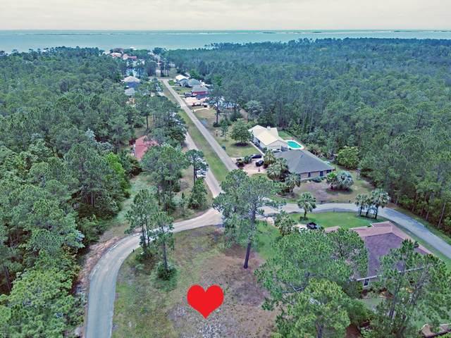 1785 E Smugglers Cove Drive, Gulf Breeze, FL 32563 (MLS #871689) :: Levin Rinke Realty