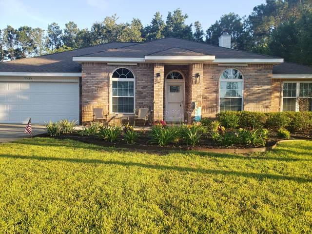 7535 Woodmont Road, Navarre, FL 32566 (MLS #871709) :: Levin Rinke Realty