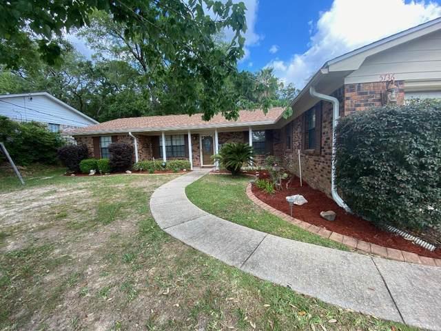5736 Princeton Dr Drive, Pensacola, FL 32526 (MLS #871860) :: Levin Rinke Realty