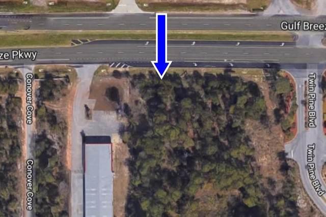 00 Gulf Breeze Parkway, Gulf Breeze, FL 32563 (MLS #872248) :: Levin Rinke Realty