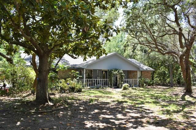 4345 Hickory Shores Boulevard, Gulf Breeze, FL 32563 (MLS #874546) :: Levin Rinke Realty