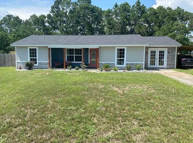 8356 Miranda Street, Navarre, FL 32566 (MLS #875098) :: Levin Rinke Realty