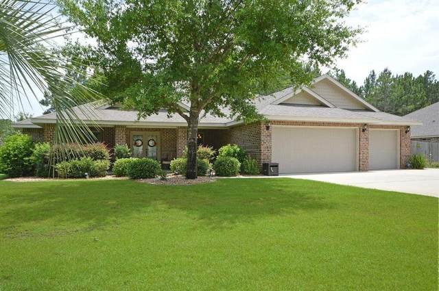 6060 Clear Creek Rd, Milton, FL 32583 (MLS #877711) :: Levin Rinke Realty