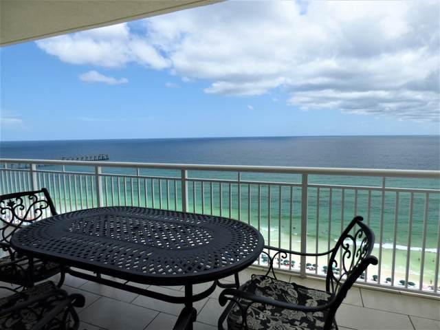 8499 Gulf Boulevard #1406, Navarre, FL 32566 (MLS #878012) :: Levin Rinke Realty