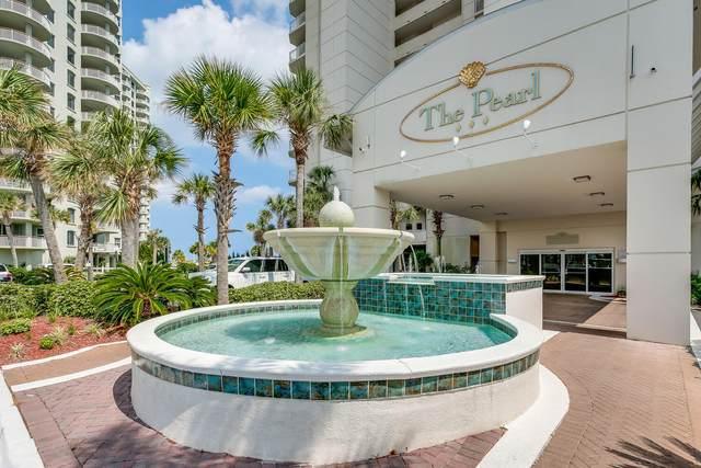 8499 Gulf Boulevard #204, Navarre, FL 32566 (MLS #878118) :: Levin Rinke Realty