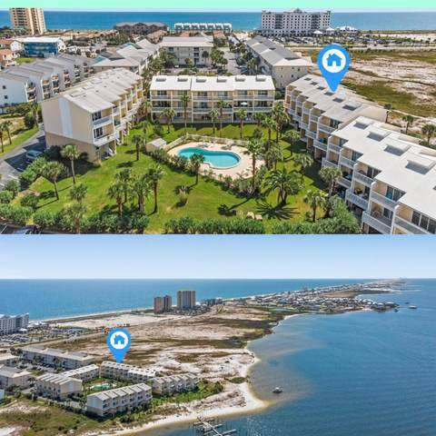 1440 Paradise Point Drive Unit 19, Navarre, FL 32566 (MLS #882376) :: Levin Rinke Realty